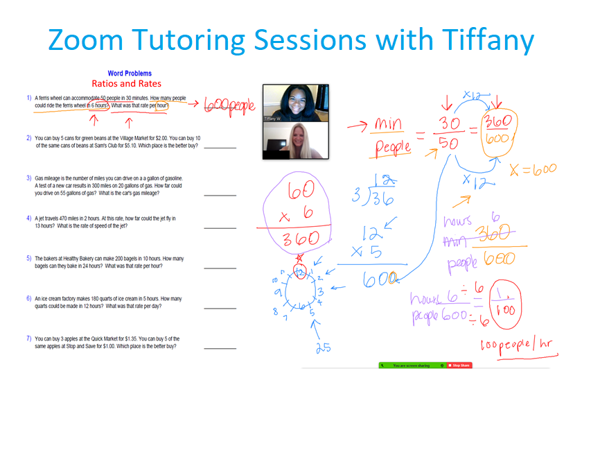 SEM Zoom Tutoring Sessions YouTube